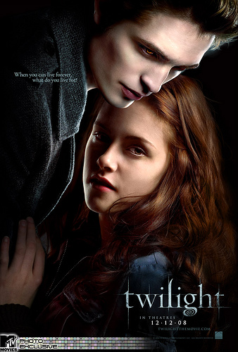 Official Twilight Movie Poster