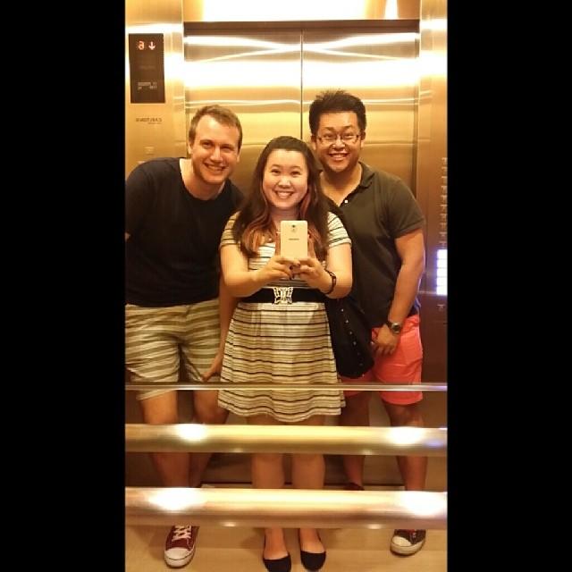Kyle, Stef & LH