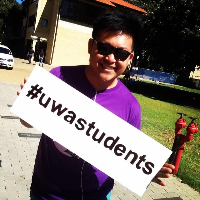 #uwastudents