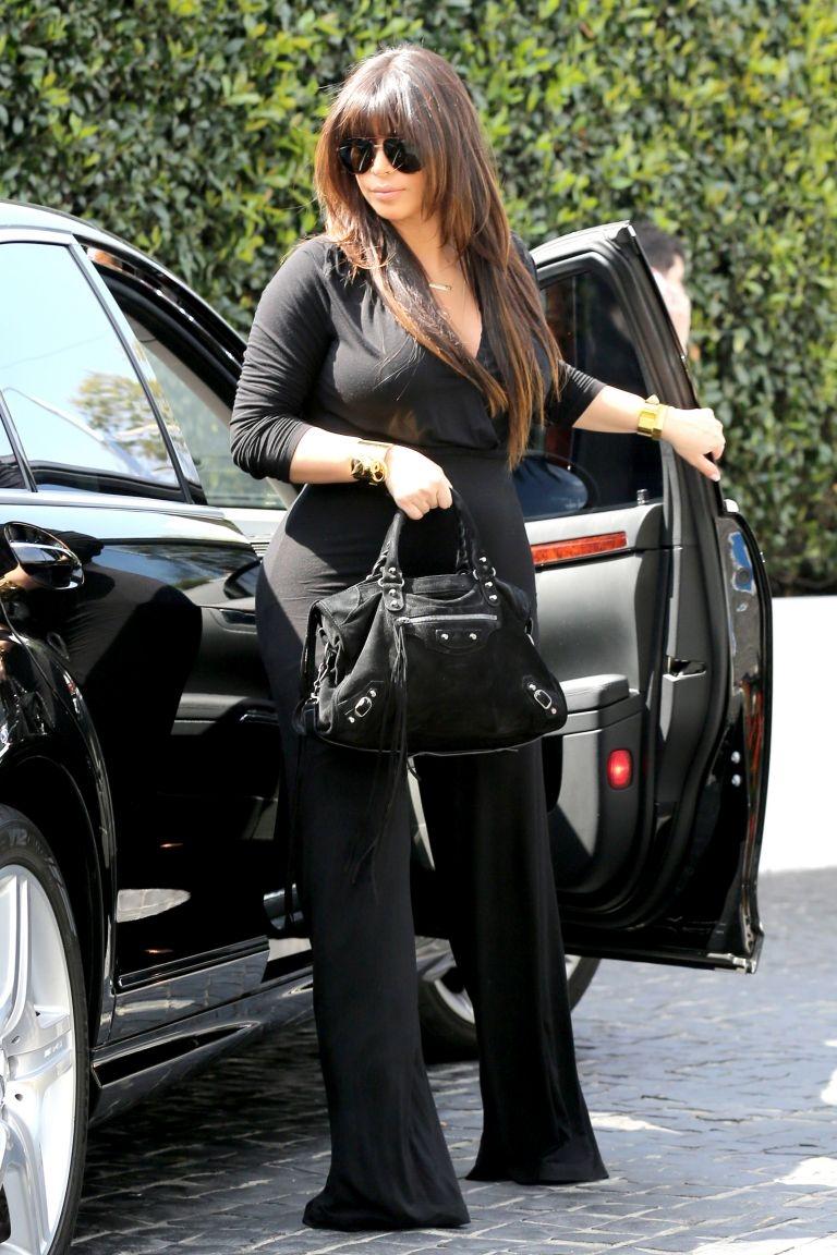 Kim Kardashian Balenciaga 1