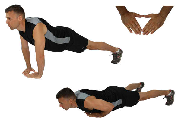 push-up-routine