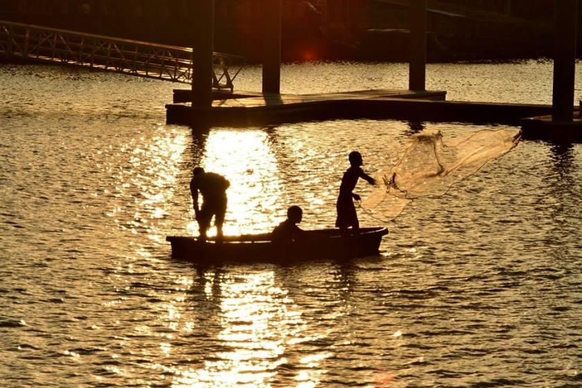 Kuching Sarawak River 2