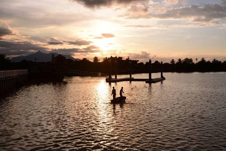 Kuching Sarawak River