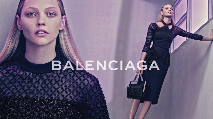Balenciaga SS15 Campaign 4