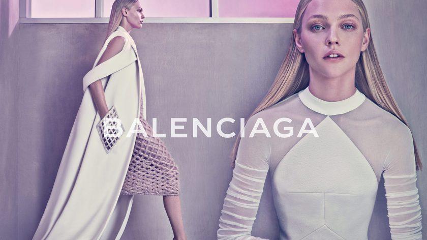 Balenciaga SS15 Campaign 6