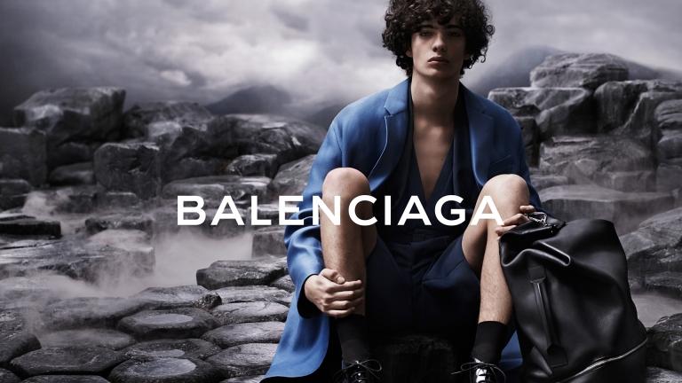 Balenciaga SS15 Mens 1