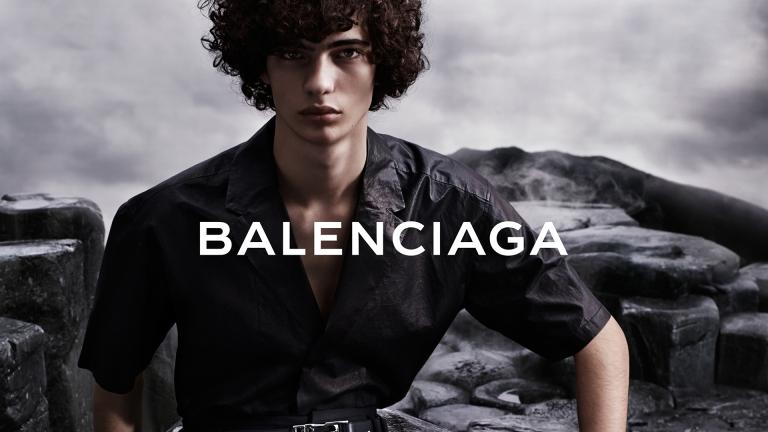 Balenciaga SS15 Mens 3