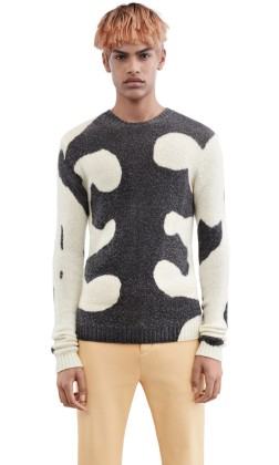 Acne Studios SS16 sweater. http://bit.ly/1QLB3lT