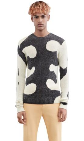 Acne Studios SS16 sweater. http://bit.ly/1QLB3lT