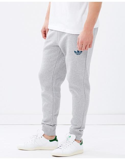 pantaloni grigi adidas uomo