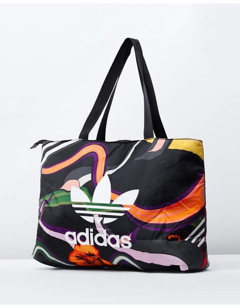bc6f7a1ec7 Adidas Originals Floral Burst Shopper Bag – FABULOUS RED